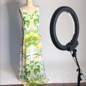 ALICE + OLIVIA floral maxi dress